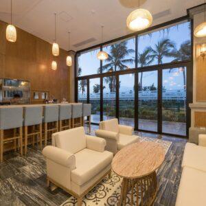 Nhà hàng tại Cocoland River Beach Resort and Spa
