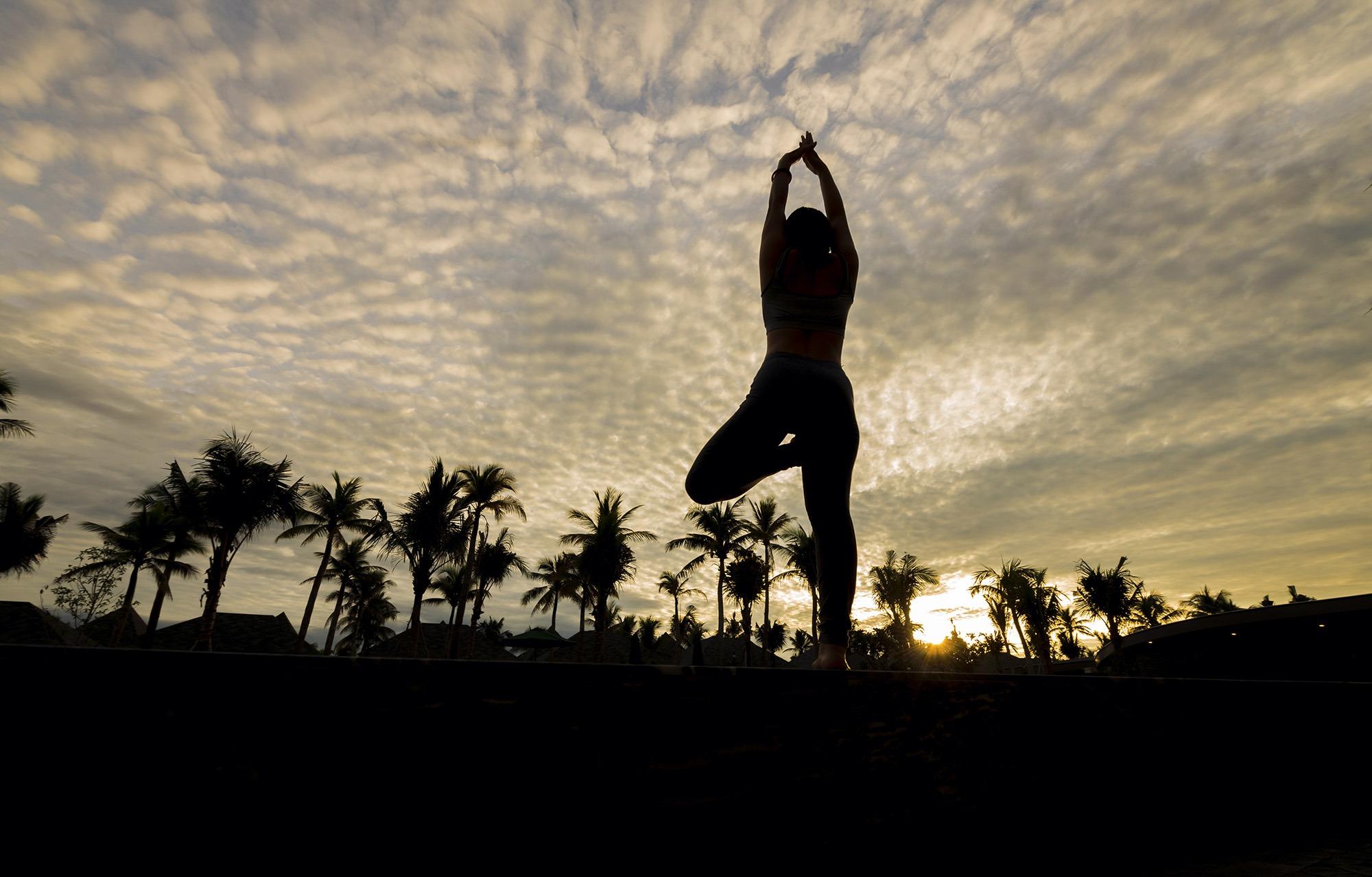 Cocoland River Beach Ressort and Spa Yoga