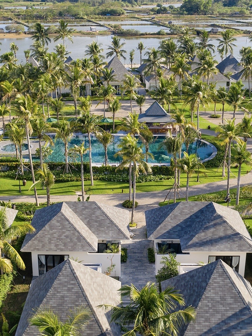 Hinh anh tren cao Cocoland River Beach Resort and Spa