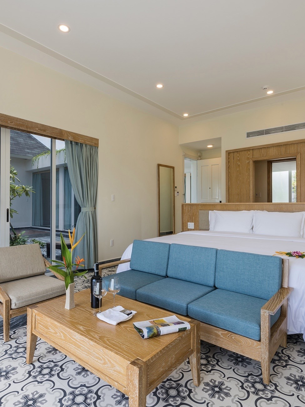 Noi that phong Cocoland River Beach Resort and Spa